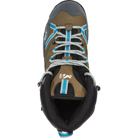 Millet High Route GTX Sko Damer, faint brown/blue bell